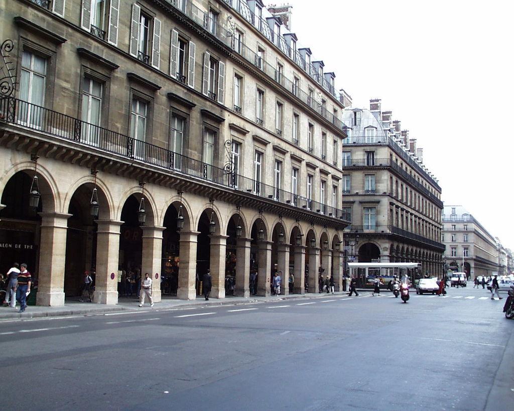149 Rue Saint Honoré la régalade st-honoré - paris : a michelin guide restaurant