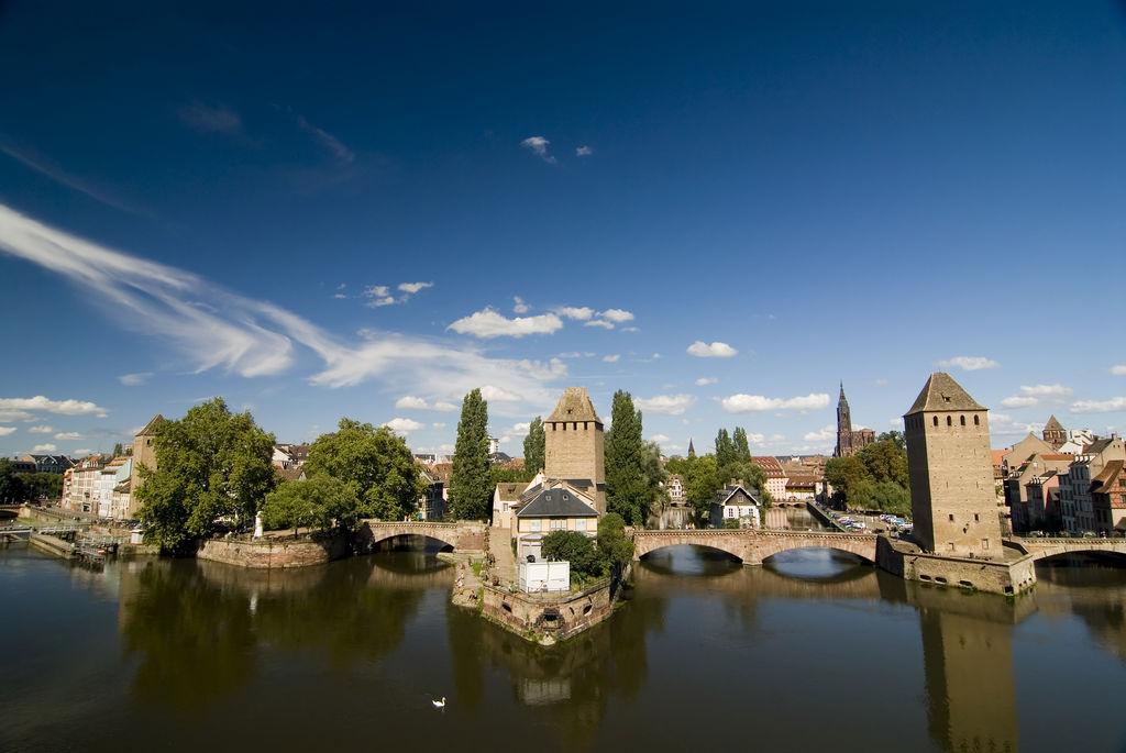 Strasbourg Wetter
