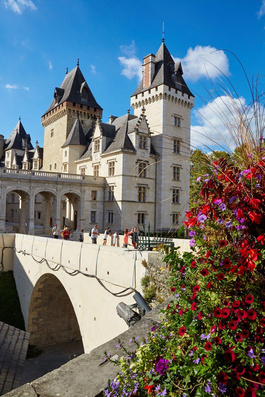 Carte Routiere Bordeaux Pau.Itineraire Bordeaux Pau Trajet Distance Duree Et Couts