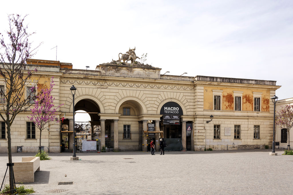 Terrazza Fermi Roma Prenotazione On Line Viamichelin