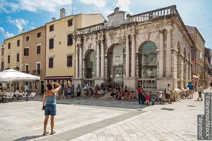 Routenplaner München Zadar Entfernung Fahrtzeit Und